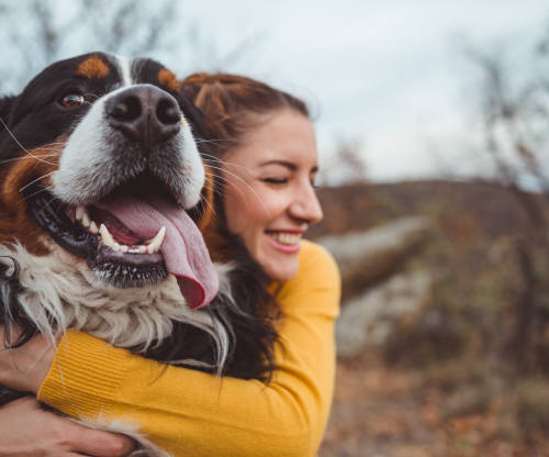 Psychological benefits of having a pet