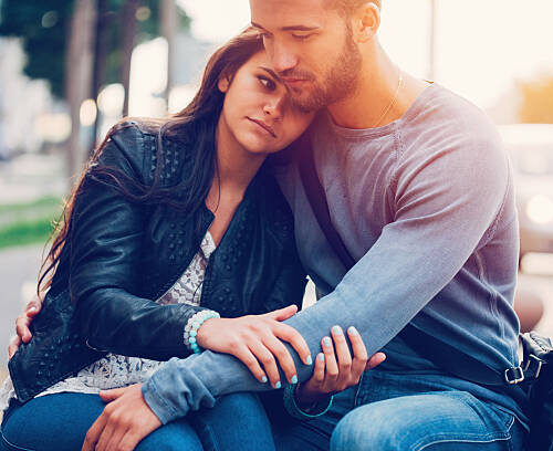 The importance of forgiving in the couple