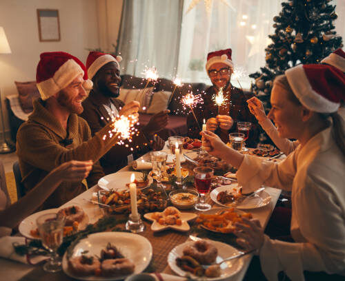 Ideas to make Christmas Eve dinner a success