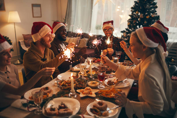 Ideas to make Christmas Eve dinner a success