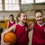 Benefits of practicing athletics in children