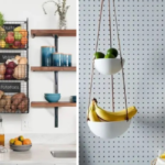 4 types of baskets to organize fruit