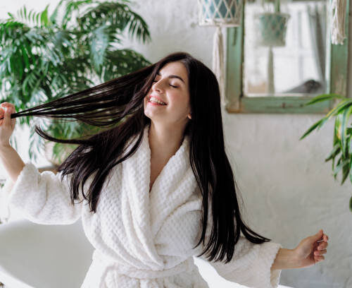How to strengthen hair with homemade tricks