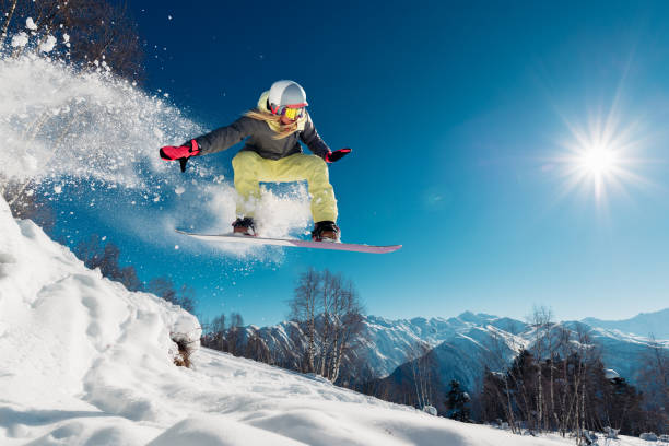 3 SNOW SPORTS to practice at winter