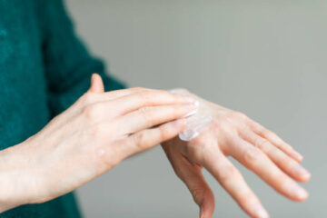 Treatments to recover your hands in winter