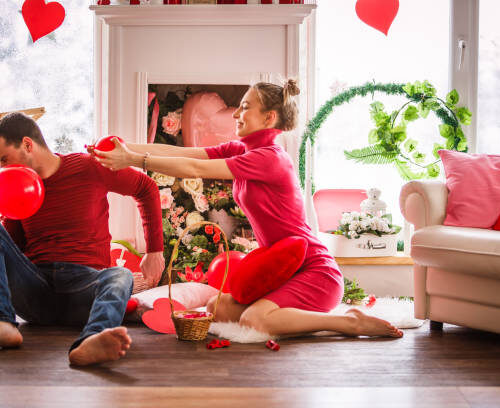 5 TIPS FOR THE PERFECT VALENTINE'S DAY
