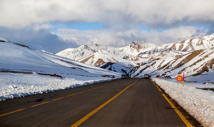 Highest mountain range morocco