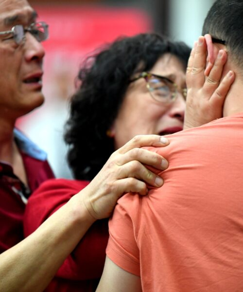 Parents Spend 32 Years Looking For Their Kidnapped Son, Save 29 Other Kids before Reuniting With Their Child