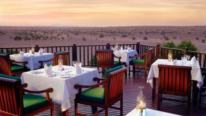 stunning views of the deserts